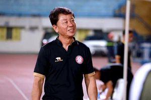 HLV Chung Hae-seong: BTC cần làm tốt công tác trọng tài trận TP.HCM - Hà Nội