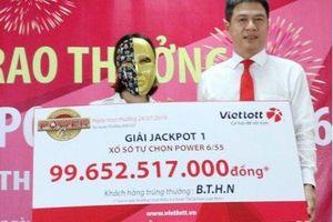 Thợ làm tóc ở xứ dừa miền Tây trúng Vietlott gần 100 tỷ đồng