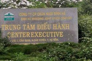 Hà Tĩnh: Ngăn chặn người dân lấn chiếm đất đai của Công ty Bình Hà