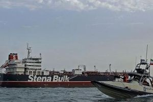 Iran gửi thư lên LHQ trần tình vụ bắt tàu Anh