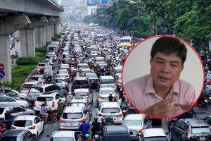 Chuyên gia: 'Thu phí ô tô vào nội đô không khiến giảm, thậm chí còn làm tăng ùn tắc giao thông'