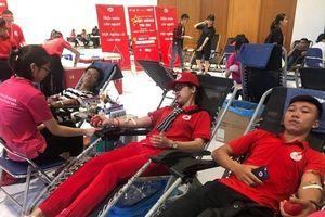 Không còn thiếu máu trầm trọng nhờ Hành trình Đỏ 2019