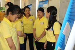 Tạo sự hòa nhập cho trẻ em gái và phụ nữ khuyết tật