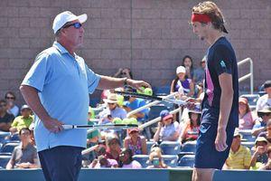 Alexander Zverev chia tay Ivan Lendl: Ông ấy dành thời gian nói về chó của mình nhiều hơn cho tôi