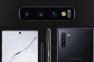 Lộ diện camera 'hoàng tử bóng đêm' của Note 10 trước ngày ra mắt