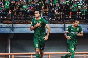 Indonesia sẽ trình làng 'lá chắn thép' gốc Brazil ở vòng loại World Cup 2022