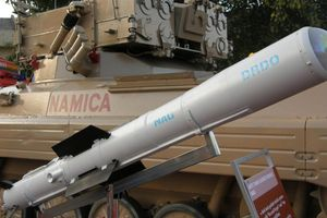 Ấn Độ thử thành công tên lửa 'sát thủ xe tăng'