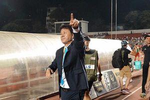 Thầy Chung nói điều bất ngờ khi hòa nghẹt thở Hà Nội FC