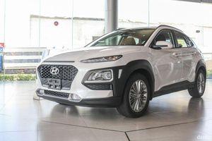 Giá lăn bánh các phiên bản Hyundai Kona 2019 tại Việt Nam