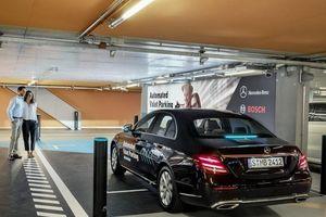 Đức bắt đầu triển khai công nghệ đỗ xe không người lái