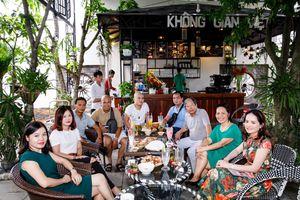 Cà phê không gian Việt: Không gian nhà cổ Bắc bộ giữa lòng Sài Gòn