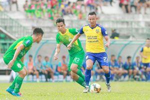 Hòa Cần Thơ trên sân nhà, DFC có trận thứ 5 không thắng