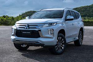 Hình ảnh chi tiết Mitsubishi Pajero Sport 2020 vừa ra mắt