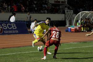 Hòa kịch tính Hà Nội FC, TP.HCM tiếp tục dẫn đầu V-League 2019