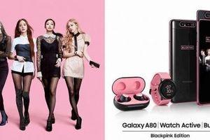Samsung ra mắt Galaxy A80 phiên bản đặc biệt BLACKPINK với số lượng giới hạn