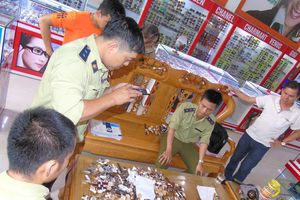 Quảng Nam: Phát hiện và thu giữ hơn 1.000 đồng hồ giả