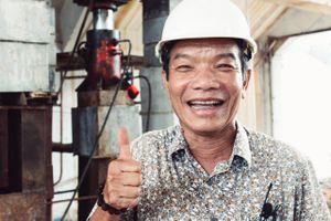 'Thần đèn' kể việc 27 người nâng nhà thờ 4.000 tấn ở Sài Gòn