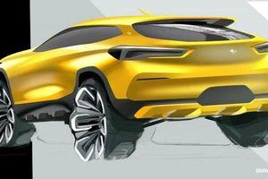 BMW đang phát triển crossover giá rẻ