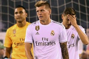 Khi Real Madrid thảm bại không còn là cú sốc