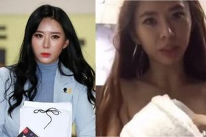 Sao nữ Hàn Quốc lao đao vì lộ ảnh nóng, video gợi dục