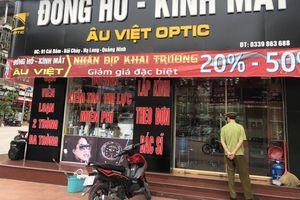 Không có vùng cấm trong chống buôn lậu ở Quảng Ninh