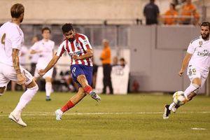 Real thua bẽ mặt Atletico trong trận cầu 10 bàn thắng