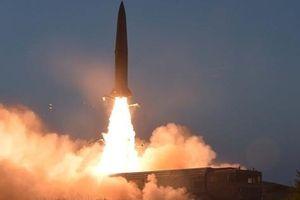 Thử tên lửa, Triều Tiên gửi thông điệp đến Mỹ - Hàn