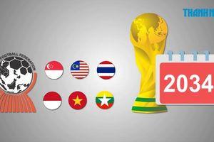 Thái Lan bàn thảo kế hoạch Đông Nam Á chạy đua đăng cai World Cup