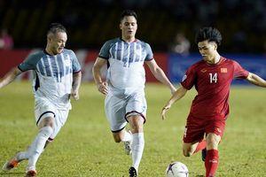Bốc thăm môn bóng đá nam SEA Games 2019: Tuyển U.22 Việt Nam nằm ở nhóm 3