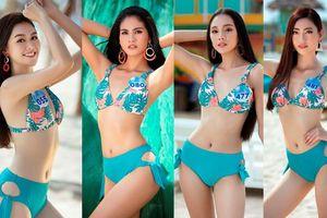 Sao Việt ngày 26/7: Thí sinh 'Miss World Vietnam' diện bikini khoe dáng nóng bỏng