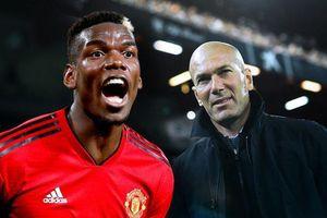 MU rối, Real Madrid tin chắc cuỗm được Pogba