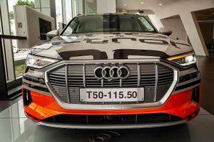 Khi nào xe Audi e-tron chạy điện 100% có thể lăn bánh tại Việt Nam?
