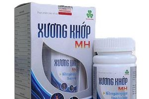 Bộ Y tế cảnh báo việc quảng cáo sai quy định của các sản phẩm Giảm béo An nhiên New, Xương khớp MH