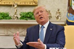 Tổng thống Trump không tức giận về vụ phóng tên lửa của Triều Tiên