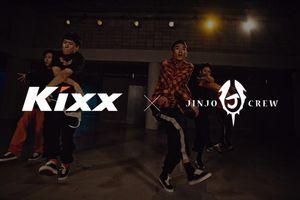 Kixx hợp tác cùng nhóm B-Boy vô địch thế giới 'Jinjo Crew'