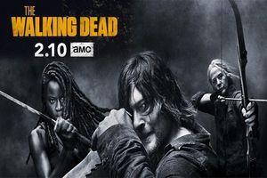 The Walking Dead mùa 10: Nỗi lo lớn dần và những trận chiến không thể tránh khỏi
