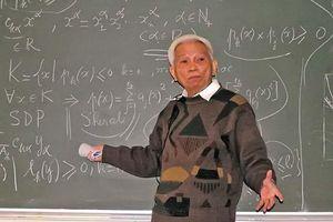 Giáo sư Hoàng Tụy: Lát cắt giữa phù vân