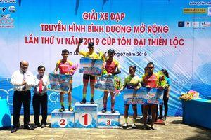 Giải đua xe đạp phong trào lớn nhất cả nước khởi tranh chặng Bình Dương đi Bà Rịa- Vũng Tàu