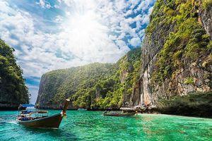 Phuket (Thái Lan) được tạp chí Mỹ bình chọn là một trong những điểm đến hàng đầu thế giới