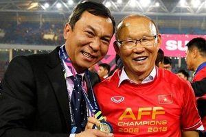 Vòng loại World Cup 2022: VFF bác đề nghị của HLV Park Hang-seo