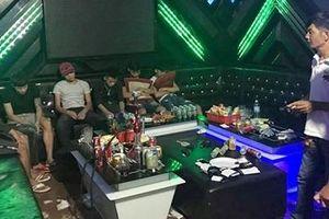 Phối hợp truy quét ma túy trong các quán bar, nhà nghỉ