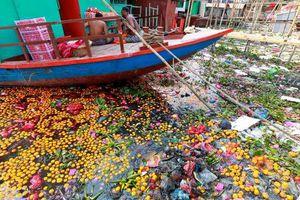 Báo động rác thải nhựa ngập tràn các địa điểm nổi tiếng thế giới