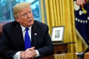 Ông Trump có thể dùng ngân sách quốc phòng xây tường biên giới