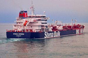 Iran thả 9 thuyền viên Ấn Độ trên tàu chở dầu bị bắt giữ