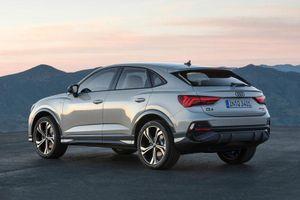 Audi ra mắt xe SUV lai coupe, quyết đấu với BMW X2