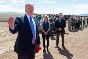 Tòa án tối cao cho phép chính phủ Mỹ dùng 2,5 tỉ USD xây bức tường biên giới