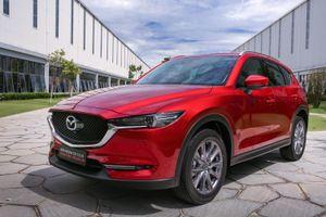 Mazda CX-5 thế hệ 6.5 chính thức ra mắt thị trường Việt Nam
