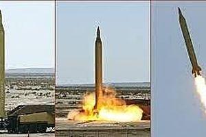 Iran tuyên bố thử tên lửa đạn đạo để tự vệ