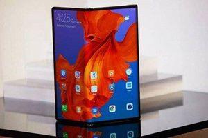 Vì sao siêu phẩm màn hình gập Huawei Mate X mãi không lên kệ?