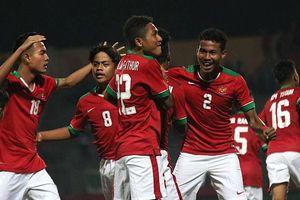 U15 Việt Nam nhận 'trái đắng' trước U15 Indonesia